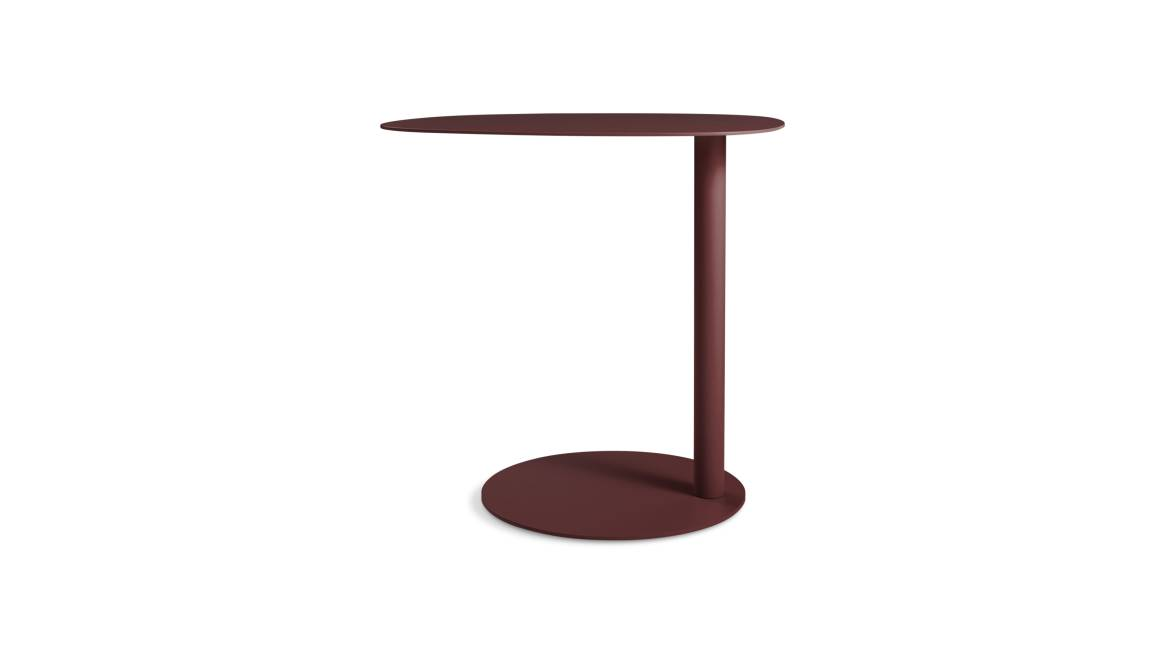 Blu Dot Swole Small Table On White