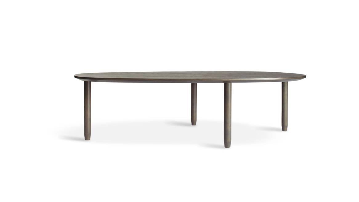 Blu Dot Swole Large Table On White