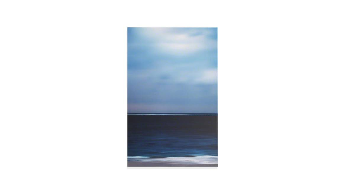 MGBW Blurred Ocean Wall Art
