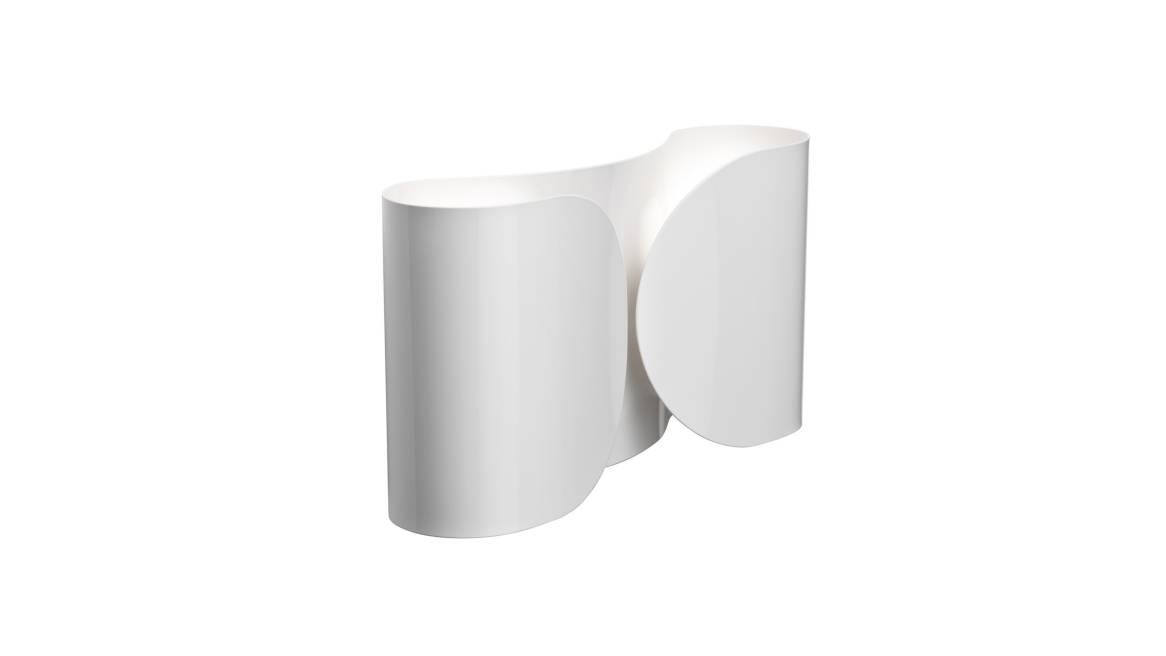 FLOS Foglio Light On White