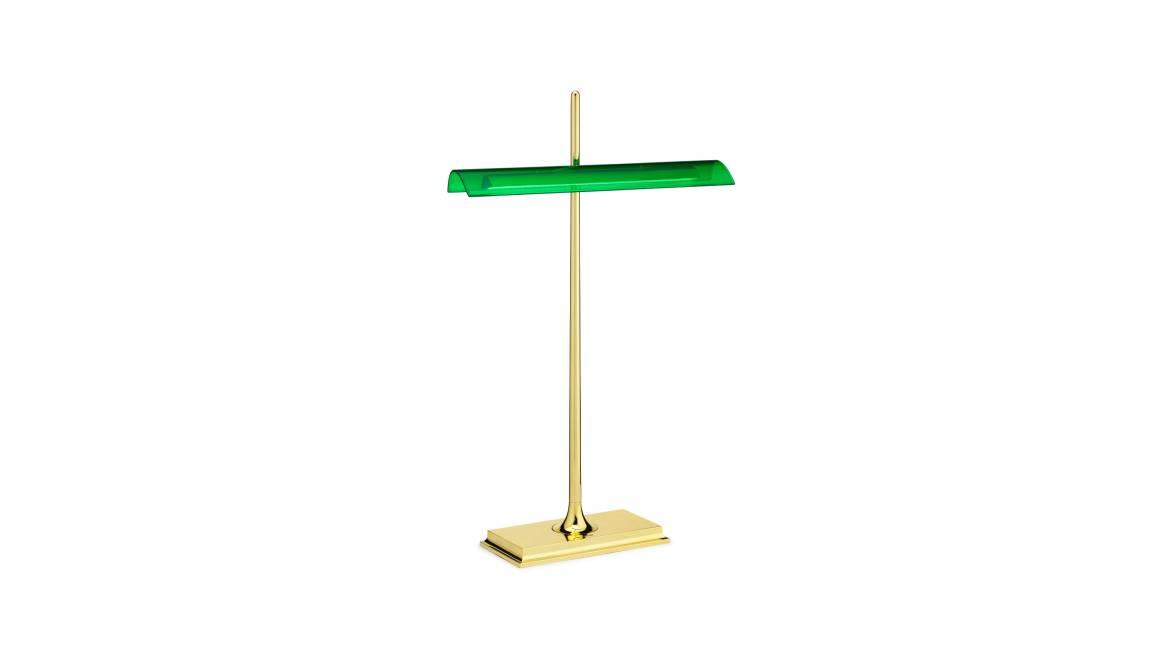 FLOS Goldman Lamp On White