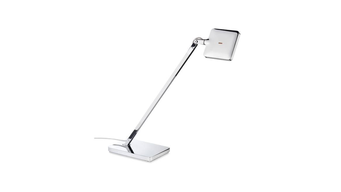 FLOS Mini Kelvin Table Lamp On White