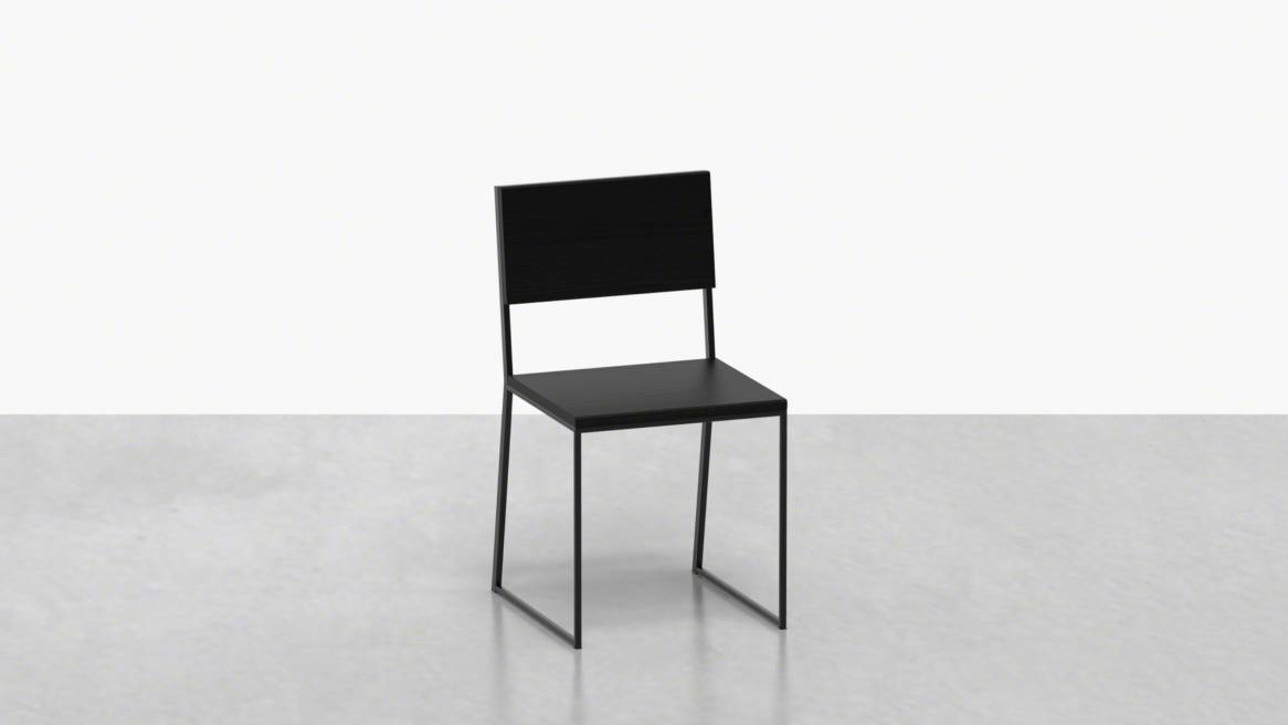 Uhuru 1x1 Chair On White