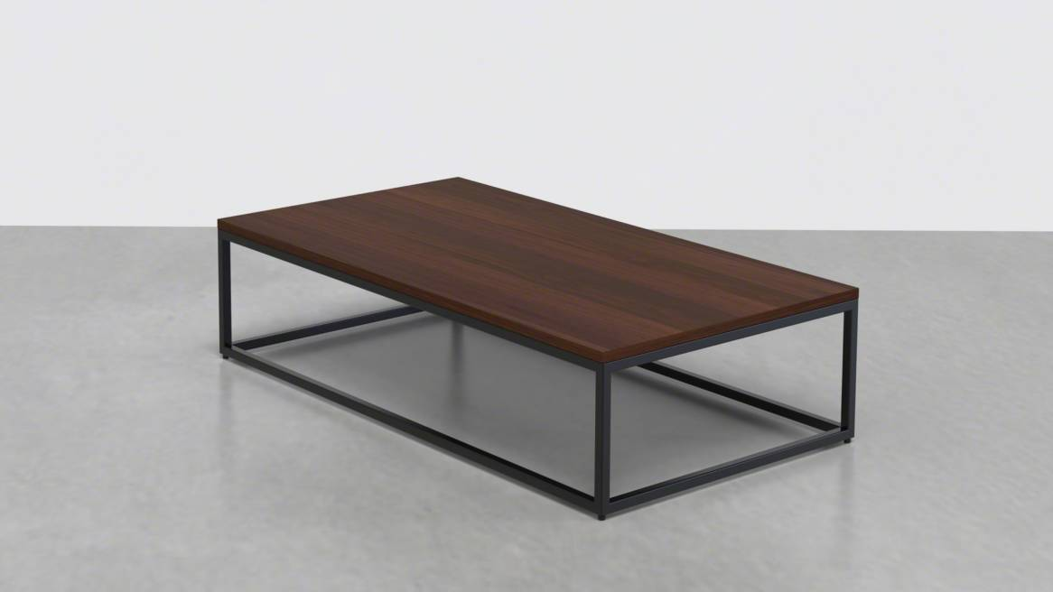 Uhuru 1x1 Coffee Table 60 On White
