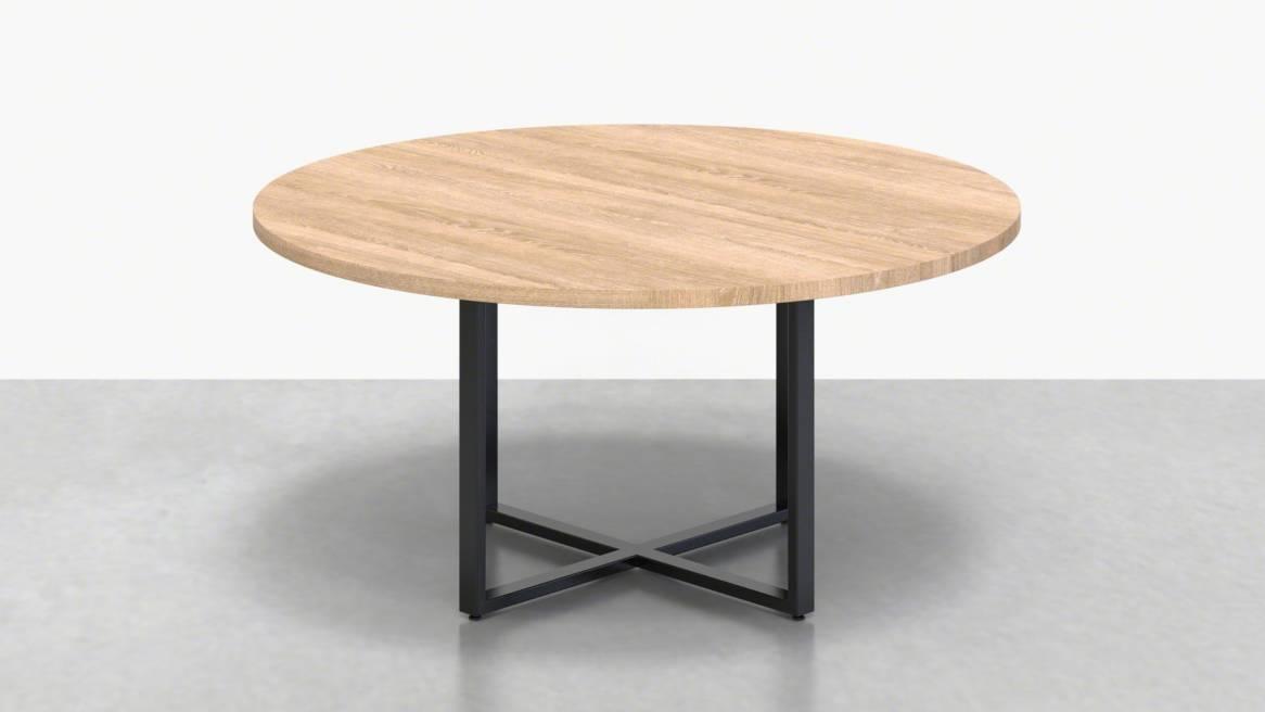 Uhuru Bowen Round Table 60 On White