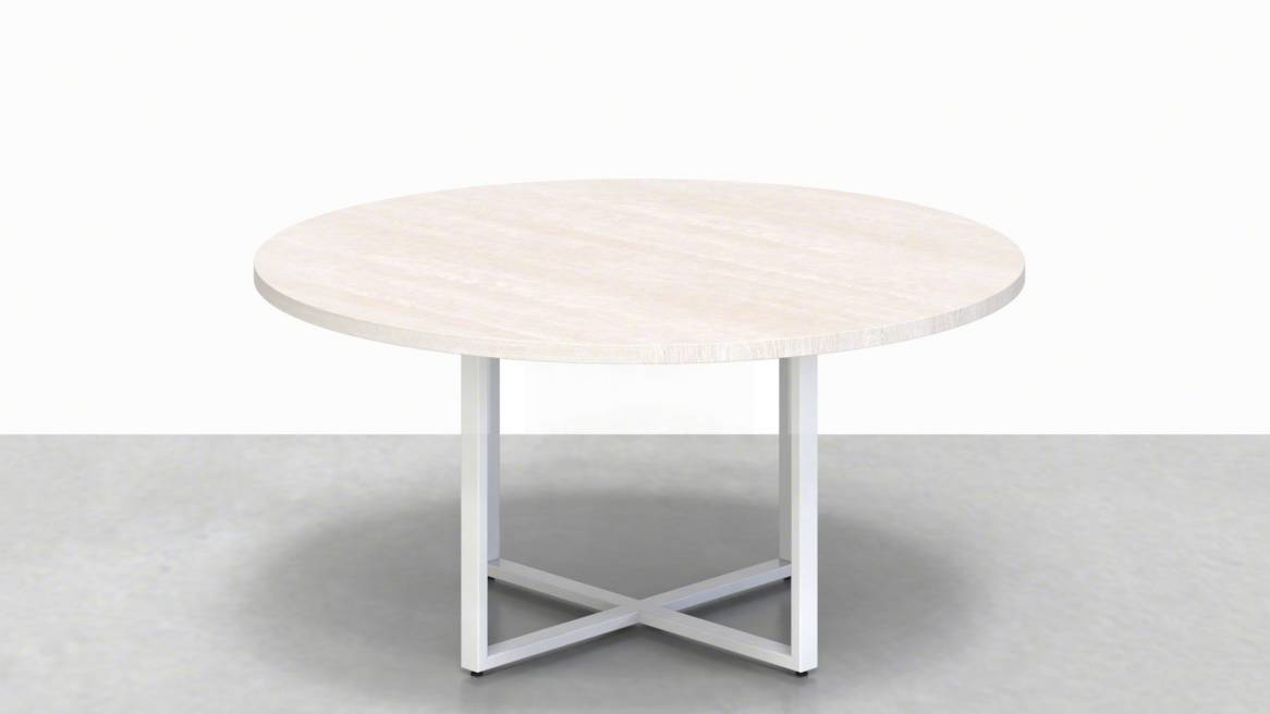 Uhuru Bowen Round Table 48 On White