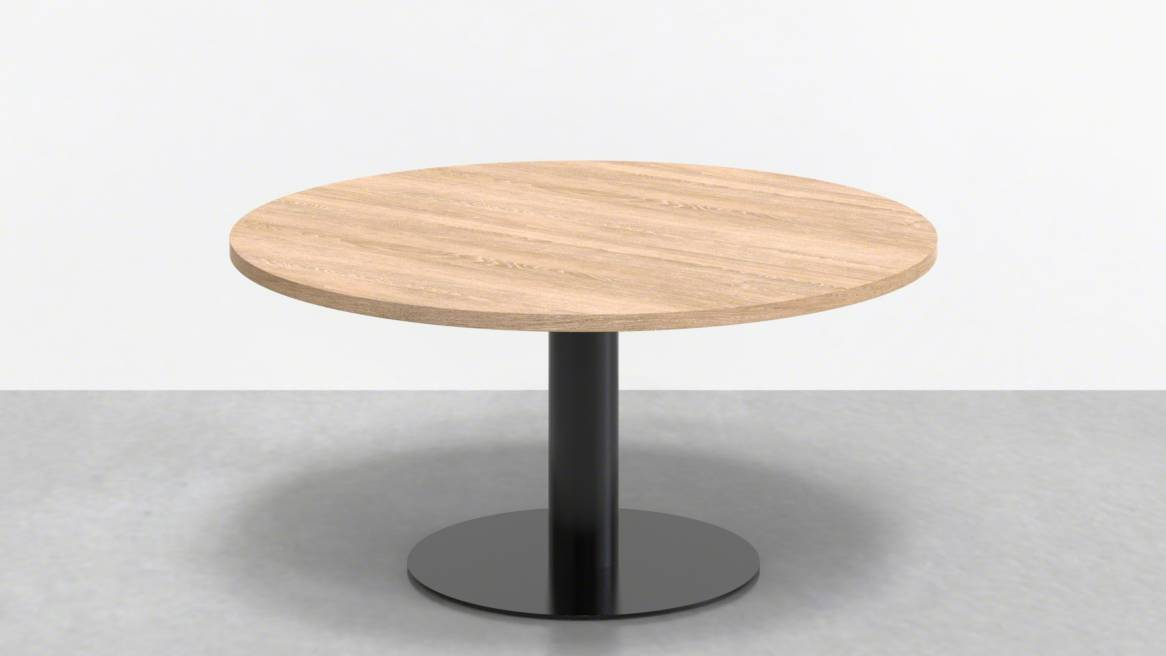 Uhuru Mast Table 60 On White