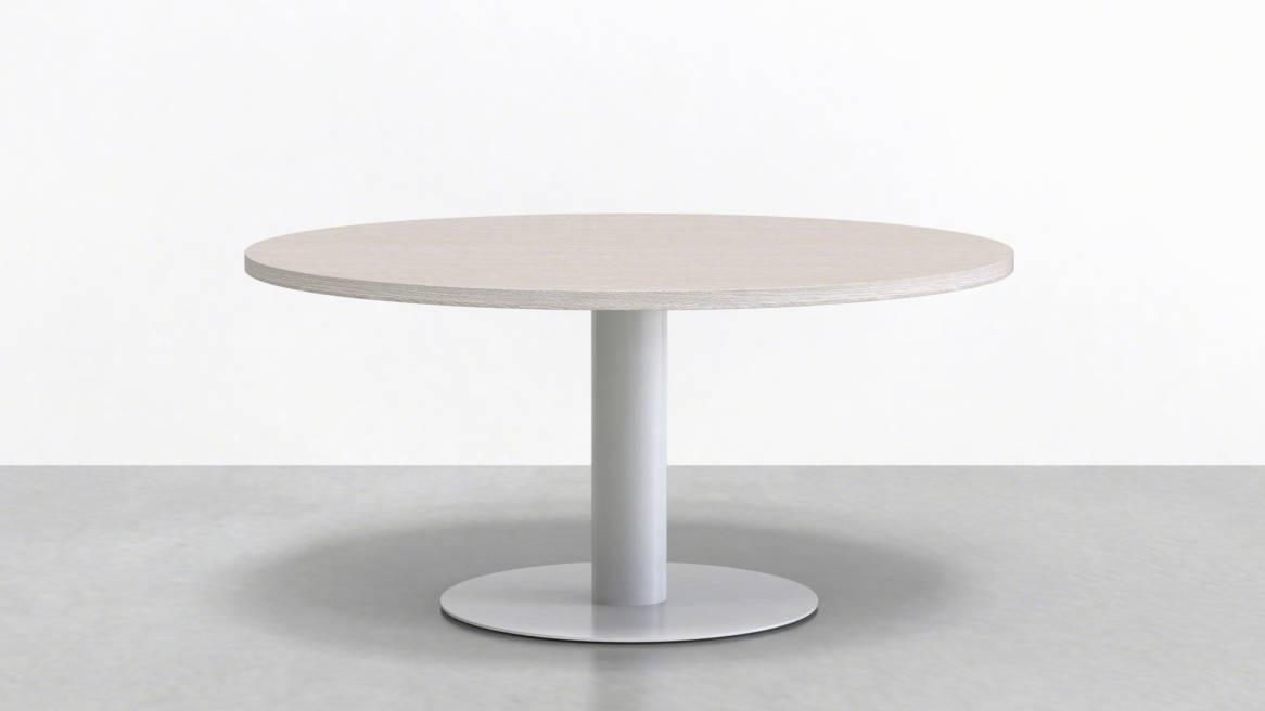 19-0129154 Uhuru Mast Table 60 On White
