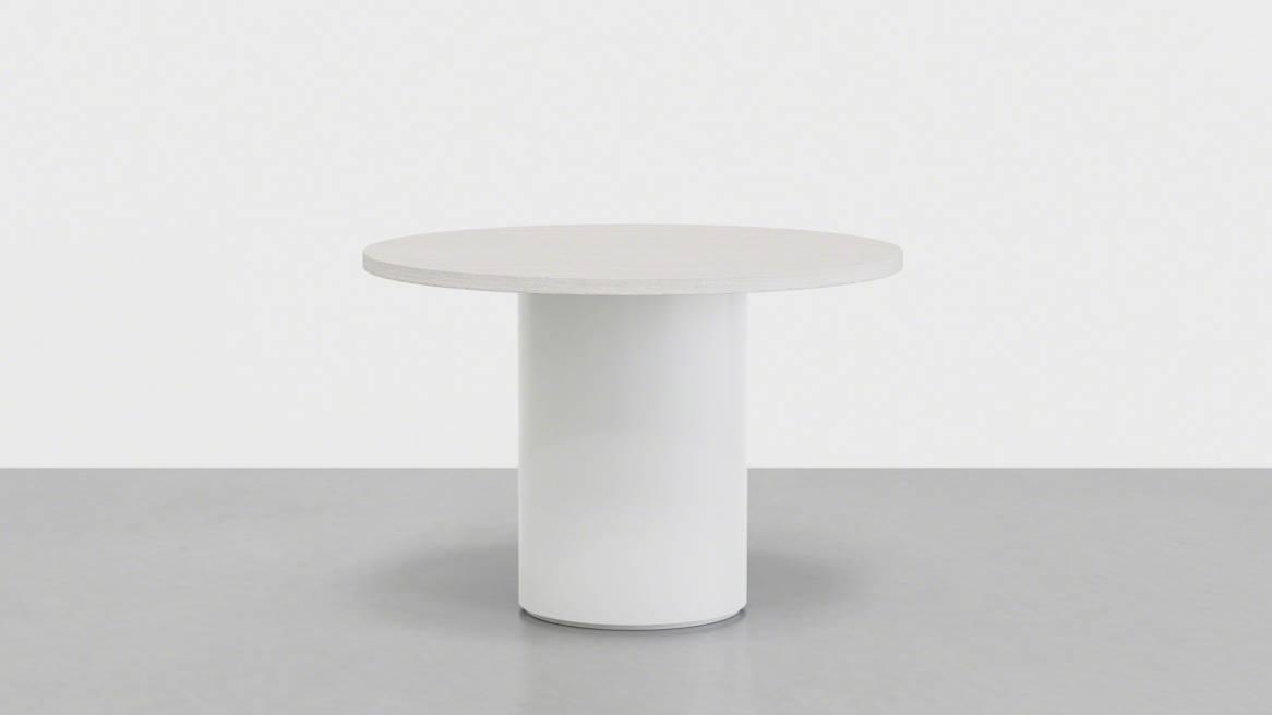 Uhuru Silo Table 42 On White