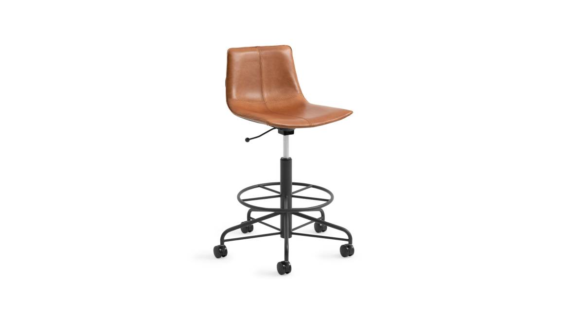 West Elm Work Slope Height Adjustable Stool