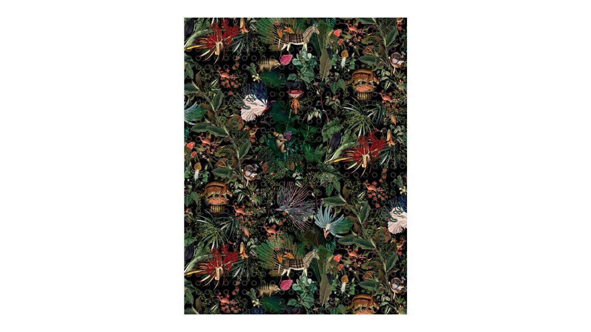 Menagerie Rectangle Moooi Carpets