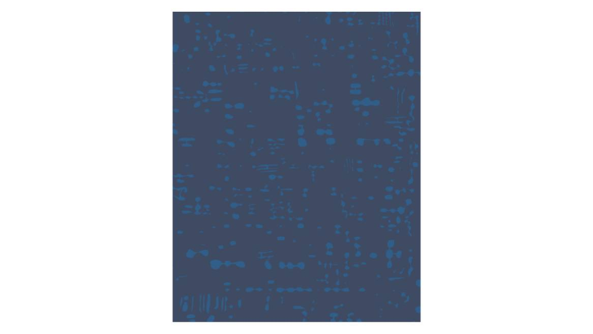 Arzu Light Navy Area Rug with abstract pattern