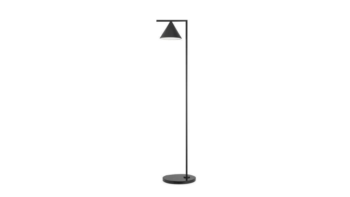 FLOS Floor Lamp in black