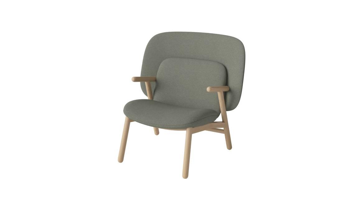Bolia Cosh armchair with medium back
