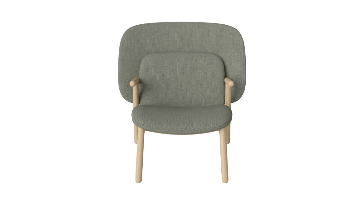 Bolia Cosh armchair with medium back