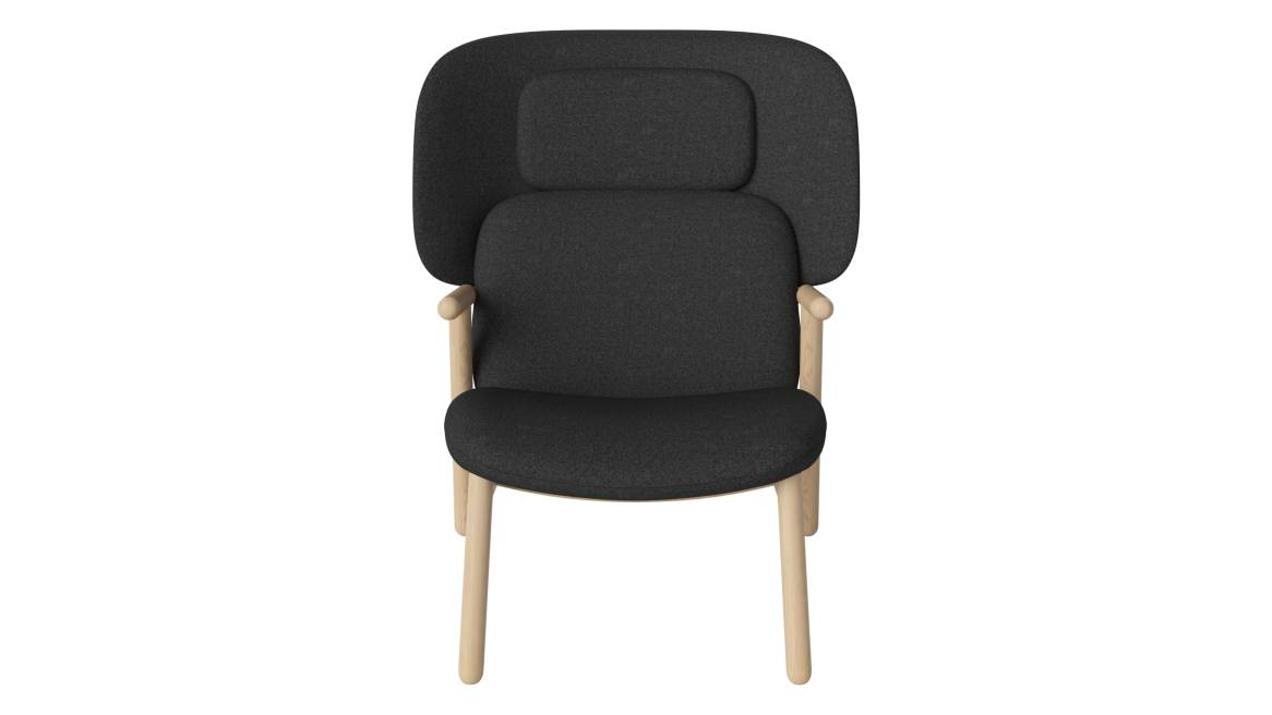 Bolia Cosh armchair with high back