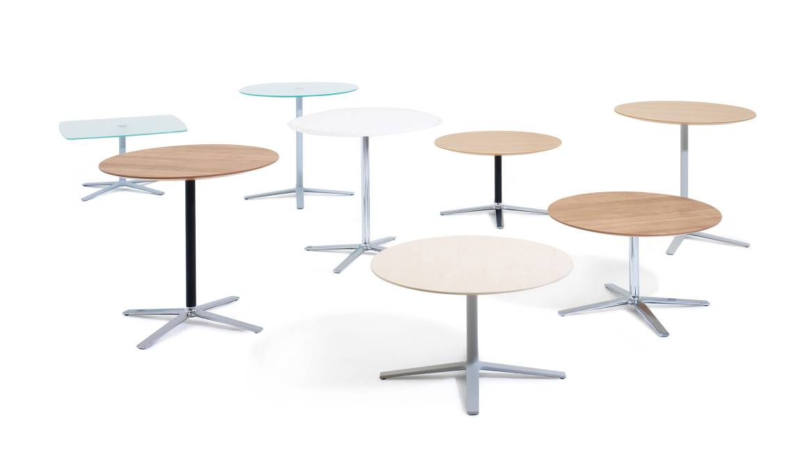 Elan Orangebox Occasional Table On White