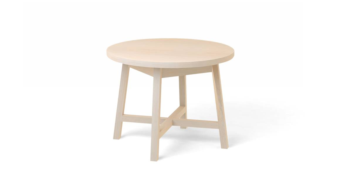 IMO Orangebox Occasional Tables On White