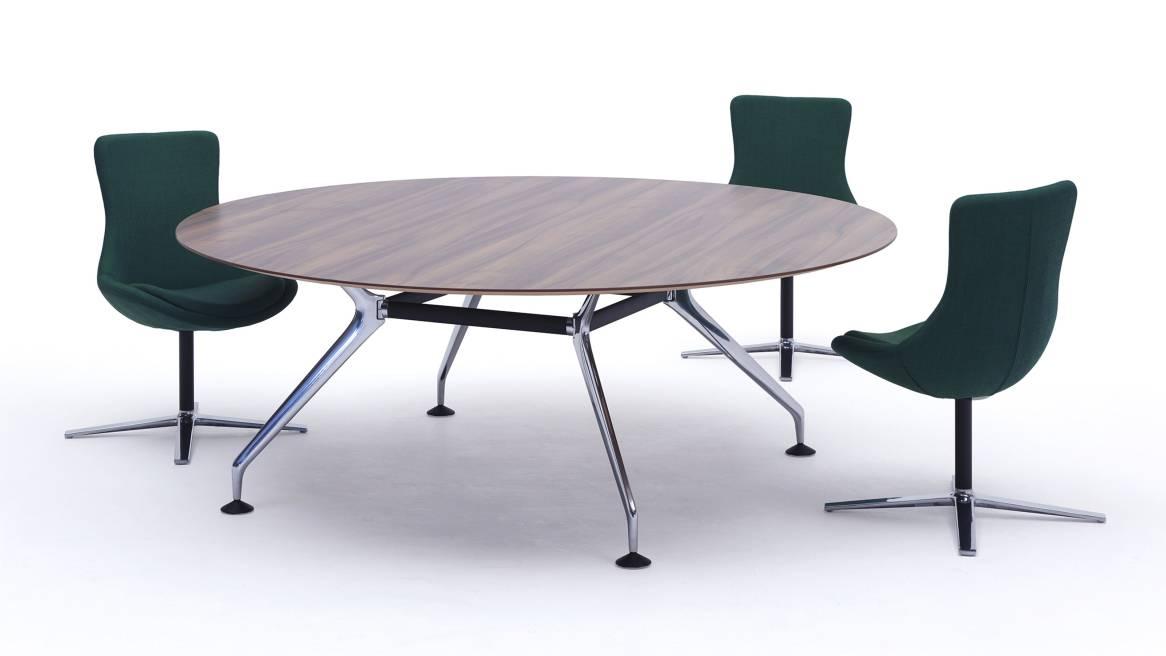 Lano orangebox Meeting + Classroom Tables On White