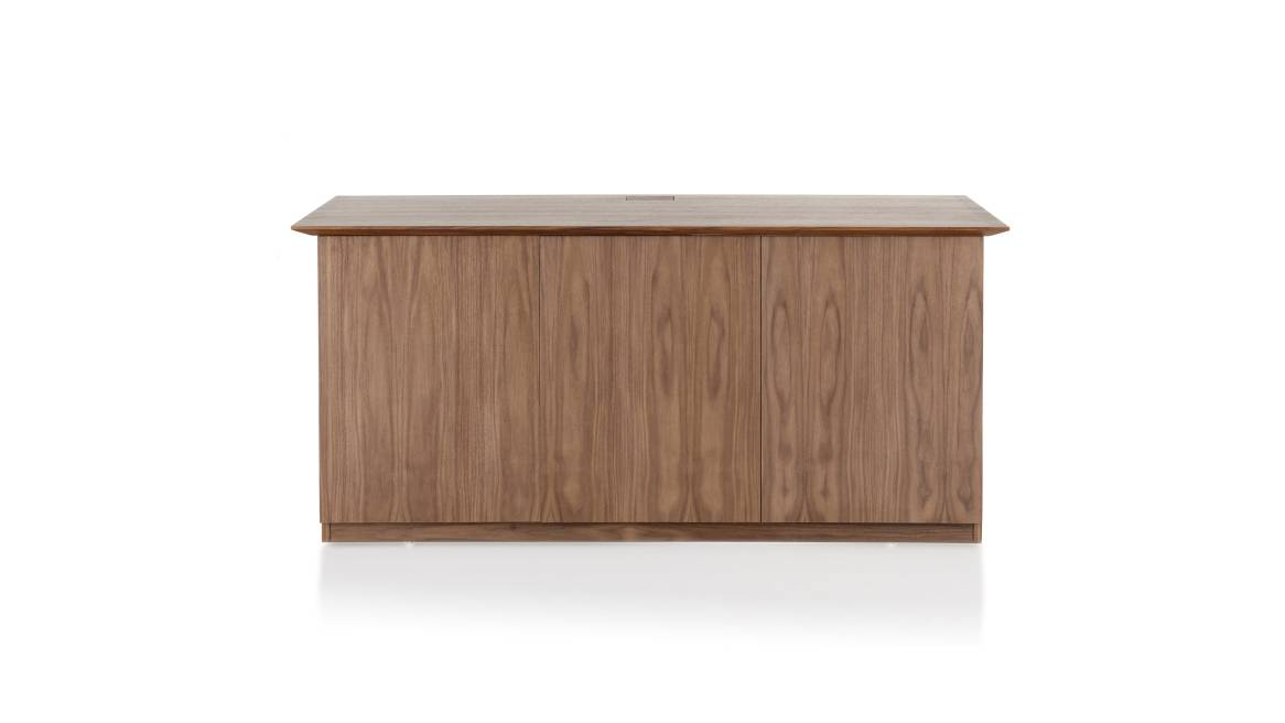 Pars Credenza Orangebox Cupboards+Cabinets on White