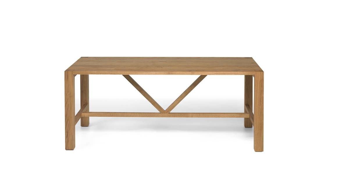 Yawl Orangebox Meeting + Classroom Tables On White