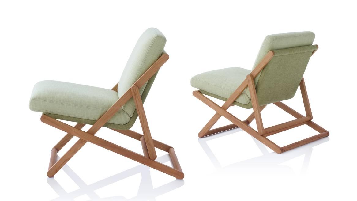 Yolo Orangebox Lounge Seating On White