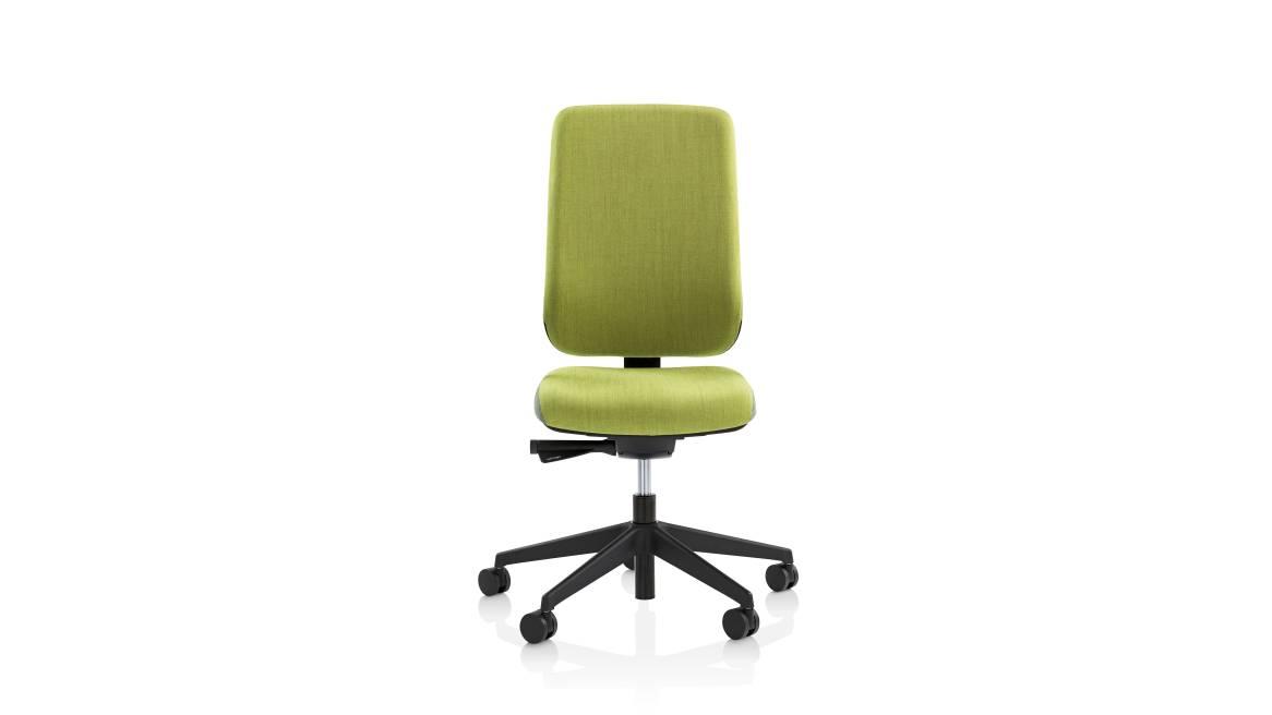 Being Orangebox Office Chair on White