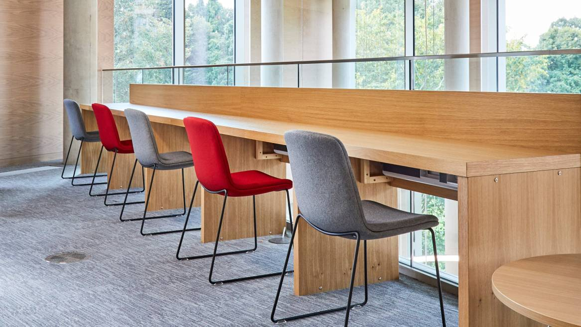 Office Seating Solutions, Hospital & Classroom Seating
