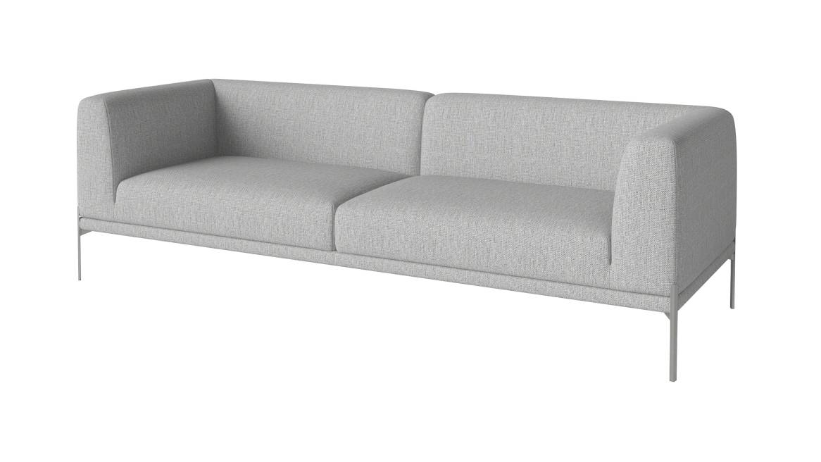 Caisa sofa by Bolia on white background