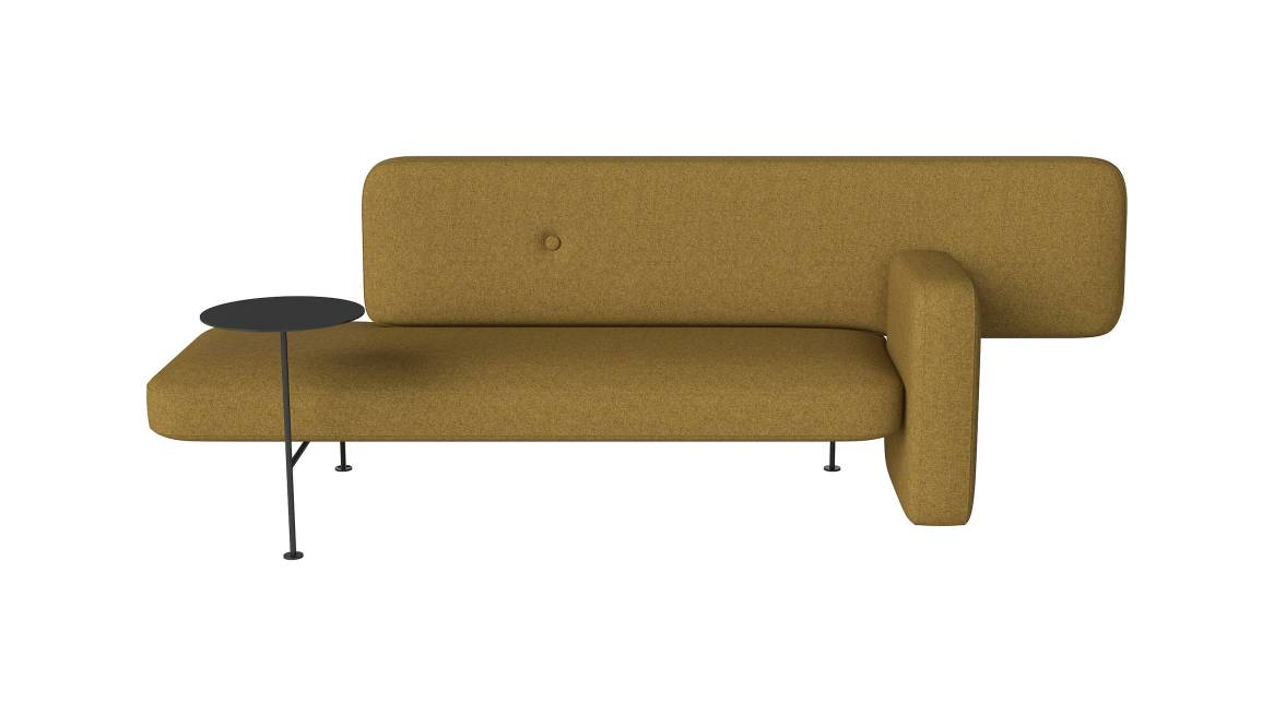 Pebble Sofa by Bolia on white