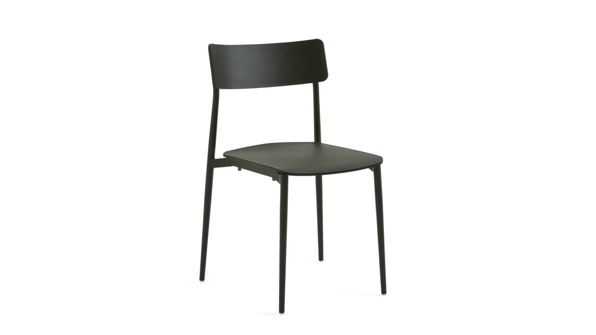 Turnstone Simple Chair in black
