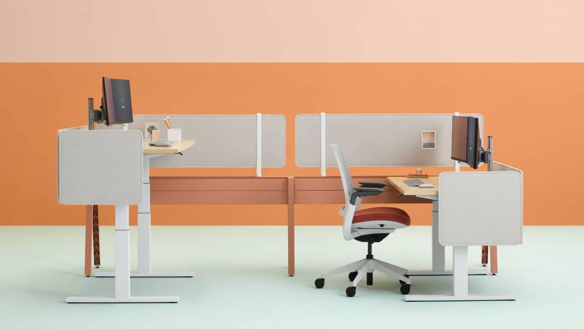 Bivi Height Adjustable Desks