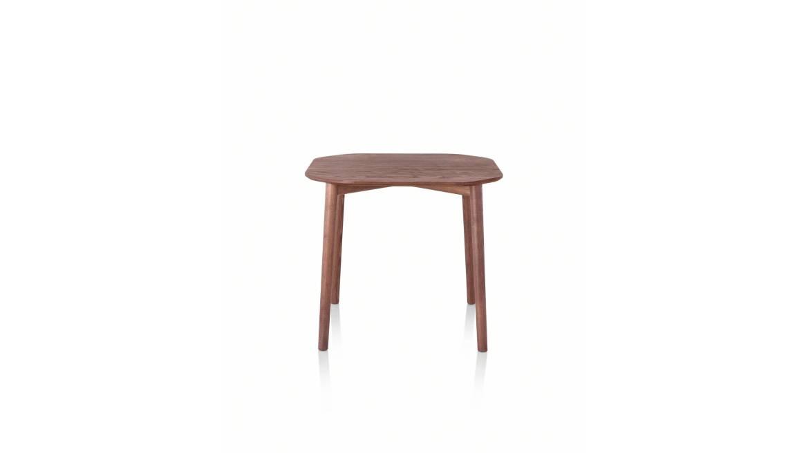 Tronco table on walnut ash