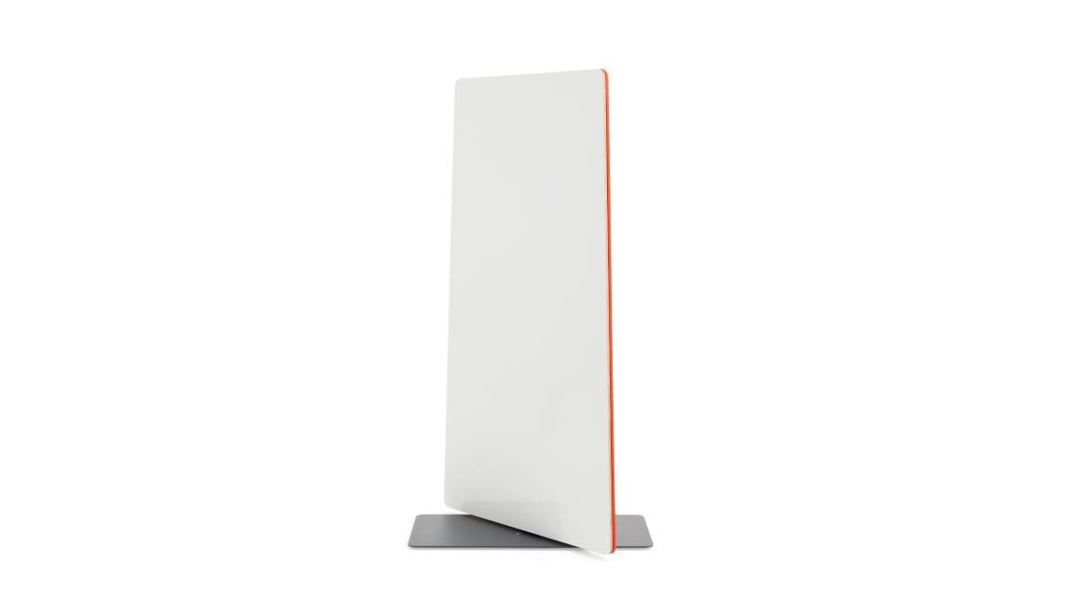 Pivot Screen in White