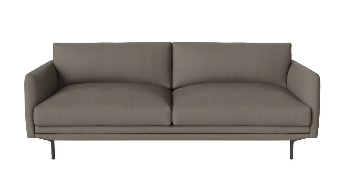 brown lomi sofa