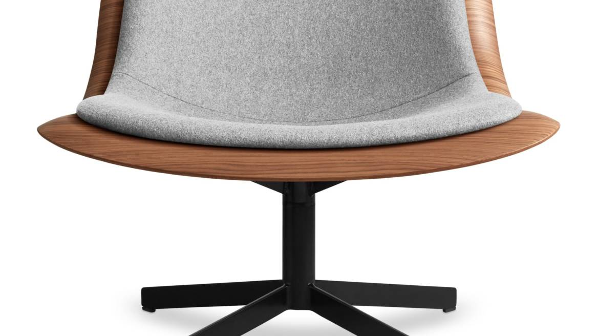 Nonesuch Lounge Chair By Blu Dot Steelcase