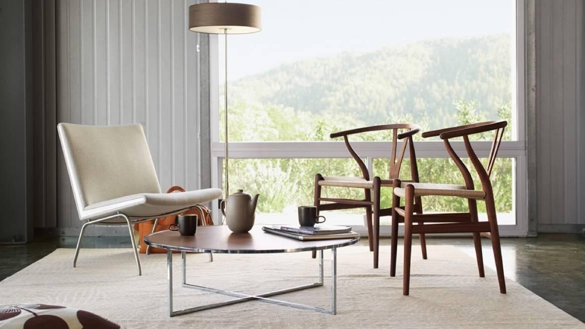 Carl Hansen Airport Lounge Chair CH401