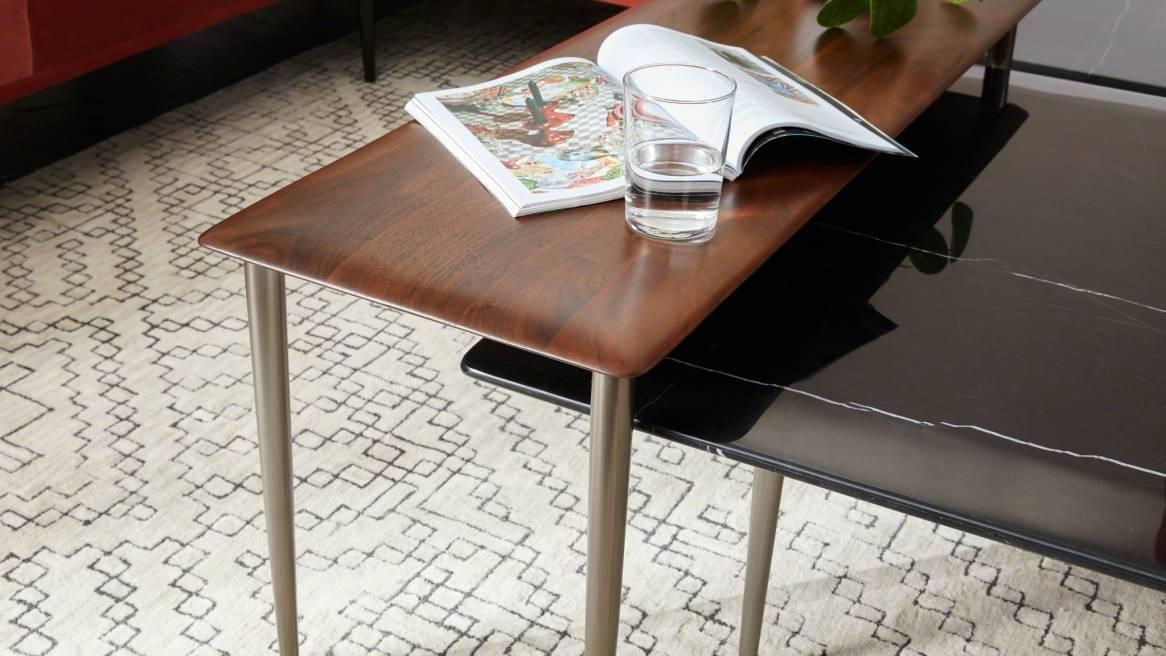 Horizon Nesting Table - Square