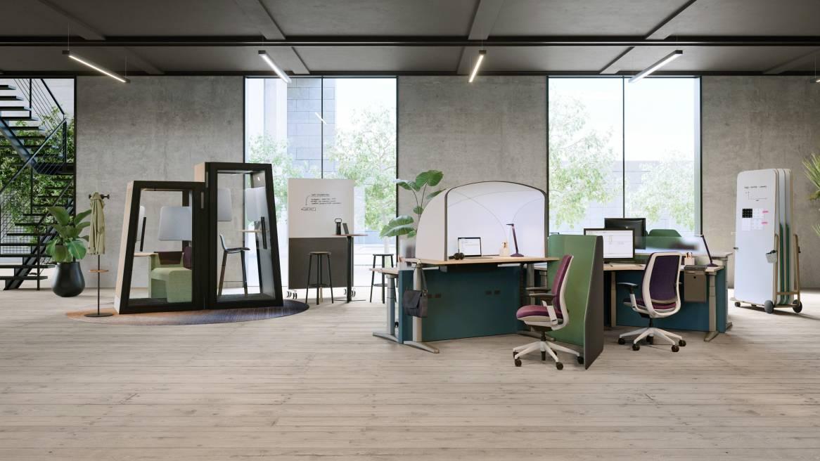 Ology Corner Desk