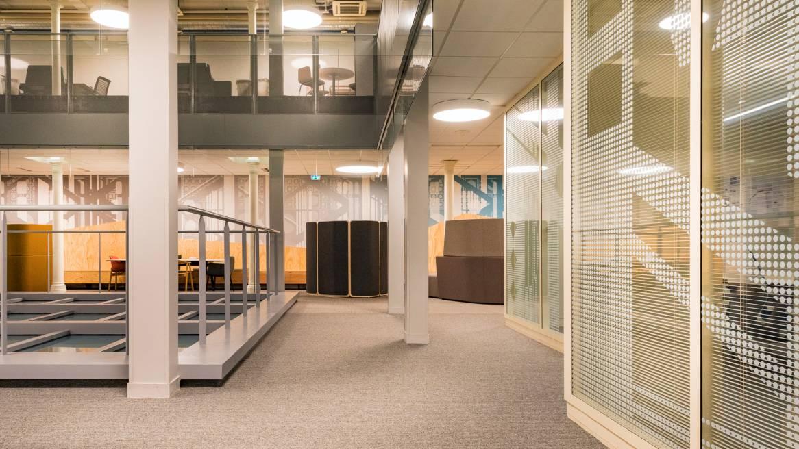 Paris, France Steelcase WorkLife Center