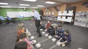 360 magazine award winning teacher motivates with active learning