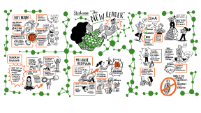 360 magazine leadership experts leaders must change illustration