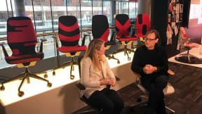 360 magazine steelcase unveils limited edition silq chairs for ted