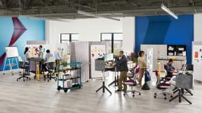 360 magazine creating dynamic team neighborhoods for agile teams