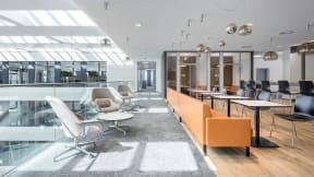 360 magazine wellbeing through workplace design