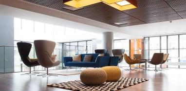 Steelcase annonce l'acquisition d'Orangebox