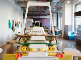 Bivi Board Rack