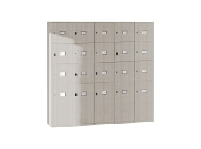 Share It Lockers on white