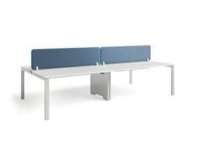 Pantalla acústica Divisio Sobre mesa individual / bench