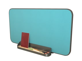 Divisio Lateral Screen - Frameless Version
